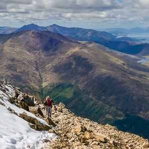 The guided ascent of Ben Nevis