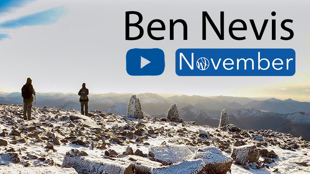 Ben Nevis guided walk November