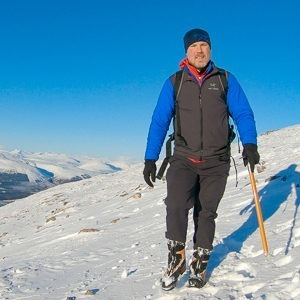 introduction to winter mountain skills