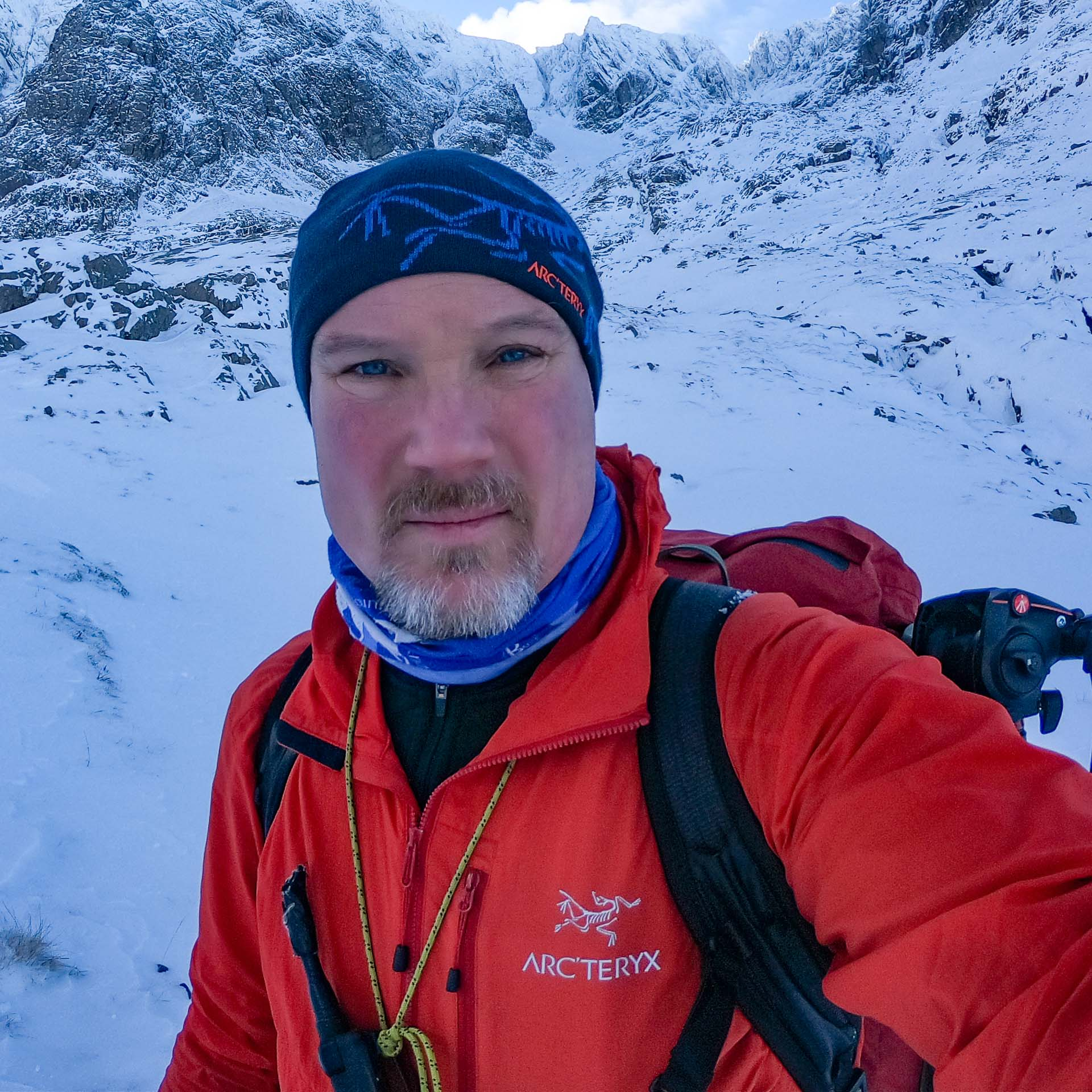 Simon Wells Wild Mountain Guides