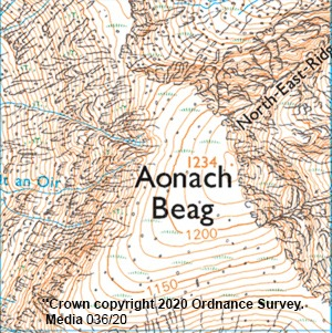 Navigation skills for the Scottish Mountains