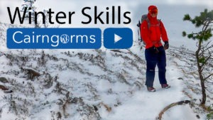winter skills cairngorms