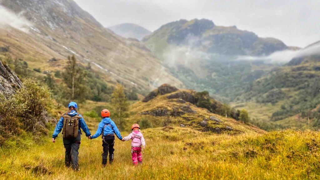 How many adventures near fort william